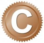 C級評価教材のロゴ