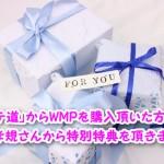 後藤孝規様からWoman Master Project購入者様へ特別特典を頂きました!