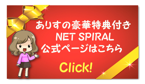 NET SPIRAL(ネットスパイラル)の申し込み
