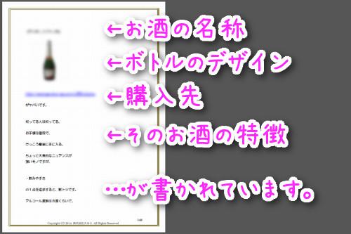 相沢蓮也さんの『女を酔わせて』のアルコール解説