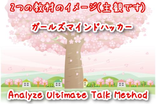 後藤孝規さんと新山友子さん共著の『Analyze Ultimate Talk Method』の解説内容