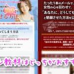 「revival love master」を「恋愛メール大百科」と比較レビューしてみる。