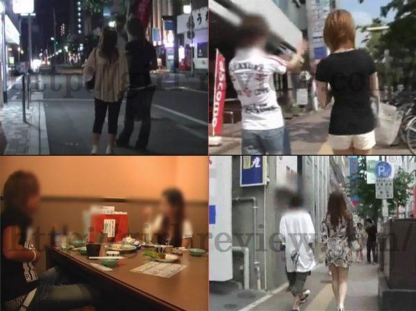 後藤孝規さん著の恋愛情報商材『ナンパテンプレート』のお弟子さん動画