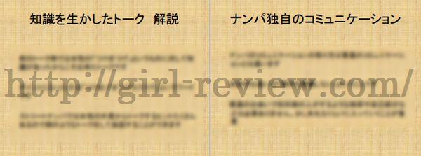 後藤孝規さん著の恋愛情報商材『ナンパテンプレート』のセミナー音声