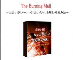 日高英治さん著の『The Burning Mail』
