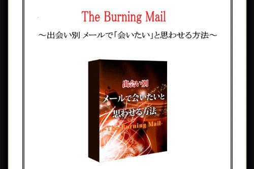 20161109日高英治さん著の『The Burning Mail』