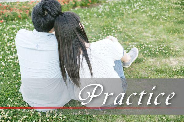 美女を落とすための会話術の実践編イメージ