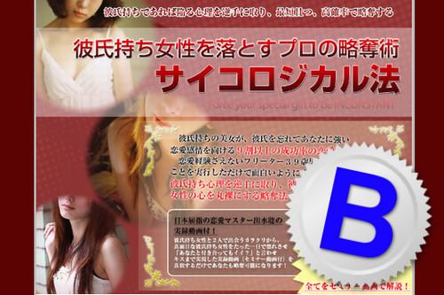 B級評価の出水聡さん著のサイコロジカル法画像